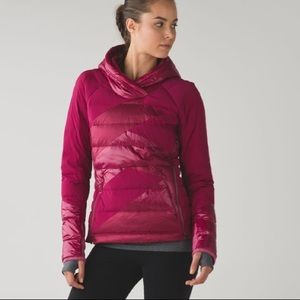 Lululemon Down Right Cozy Pullover